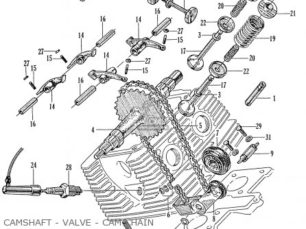 Pleasing Honda Ca160 Touring 1966 Usa Parts Lists And Schematics Wiring Digital Resources Funiwoestevosnl