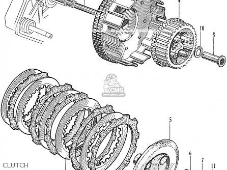 [QNCB_7524]  Honda CA160 TOURING 1966 USA parts lists and schematics | Honda Ca160 Wiring Diagram |  | Cmsnl.com