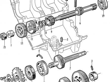 Honda Ca160 Wiring Diagram