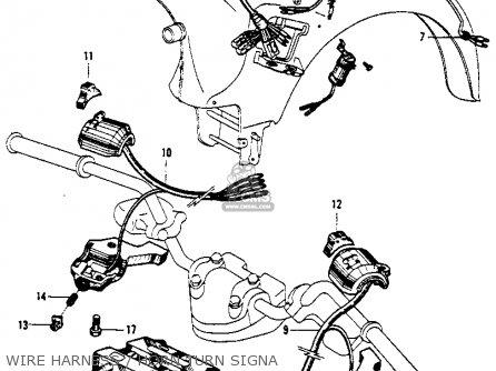 honda ca200 1963 usa parts list partsmanual partsfiche. Black Bedroom Furniture Sets. Home Design Ideas