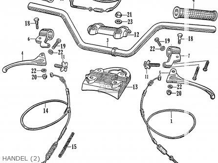 Honda Ca77 1960 1961 1962 1963 1964i 1964ii 1964iii Dream Usa 142592 Handel 2