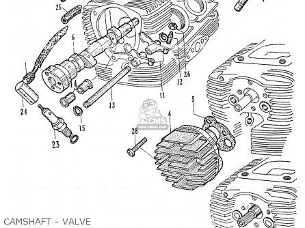 1963 honda ca 95 engine diagram wiring diagram structure Honda Stereo Wiring