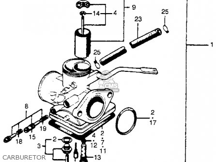 Xr650r Carburetor Diagram