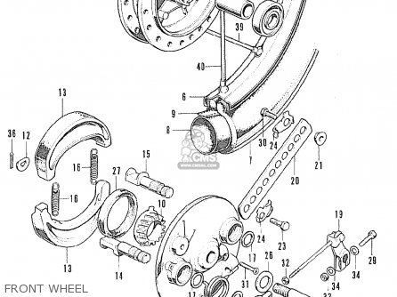 Wiring Diagram Motorcycle Honda Cg 125 on 50cc atv wiring diagram ma