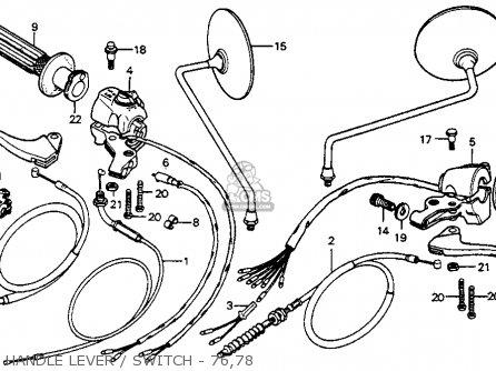 Honda Cb500t Wiring Diagram together with 1977 Honda Cb750 Wiring Diagram besides 1978 Honda Cb125s Wiring Diagram further 1975 Yamaha Dt250 Vi further Suzuki Gt750 Wiring Diagram. on 1976 honda cb360