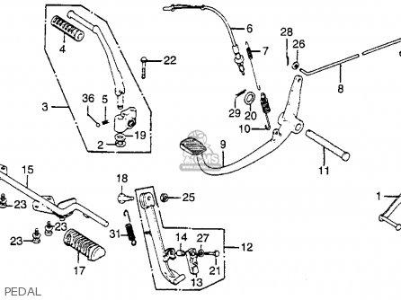 1974 Honda 125 Dirt Bike