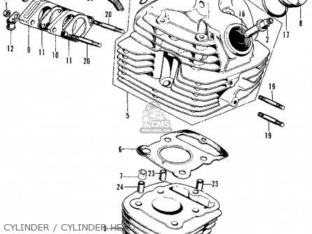 cb125 wiring diagram 1974 honda cb125 wiring diagram