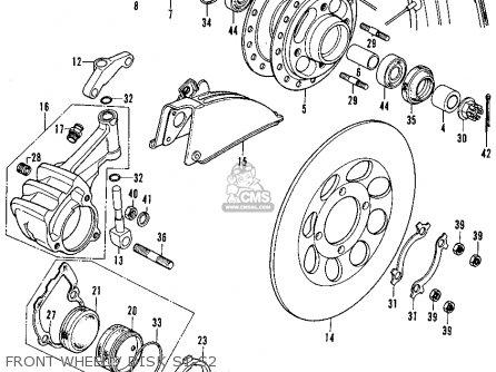 Honda Xl175 Engine Specs