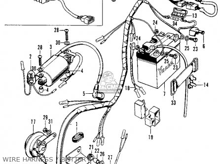 Range Plug Wiring Diagram also Ford 4 0 Knock Sensor Location additionally Dodge Caravan 3 3l Engine Diagram as well Starter besides T11899923 1998 honda civic ex n need replace like. on honda civic engine wiring harness