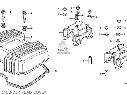 honda cb 125 t wiring diagram