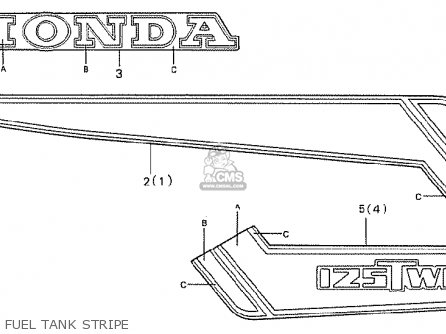 Honda Cb 125 T Wiring Diagram on realistic microphone wiring diagram