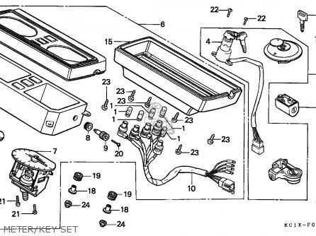honda cb125td superdream 1984 e france parts lists and schematics. Black Bedroom Furniture Sets. Home Design Ideas