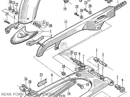 honda cb160 sport general export parts list partsmanual partsfiche cb160 wiring diagram #7