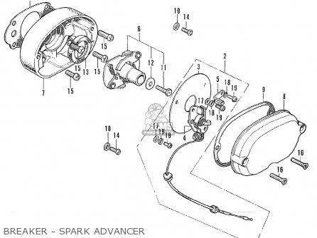 honda cb175 engine diagram wiring diagram library