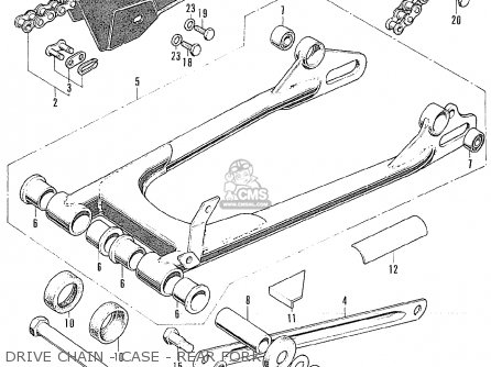 1973 cb 125 wiring diagram with Honda Cb 175 Wiring Diagram on Single Cylinder Engine Crankshaft together with Kohler Horizontal Shaft Engines likewise Honda Cb 175 Wiring Diagram likewise Wiring Diagram For 1982 Honda 450 Motorcycle further Honda Motorcycle Engine Diagram 2008 C70.