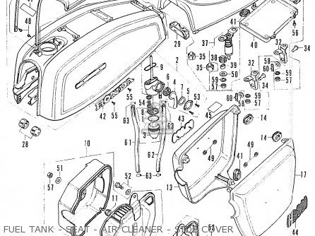 1997 Toyota Corolla Headl  Headlight Electrical Schematic additionally Ford Wiring Diagram For Turn Signals besides 2008 Cadillac Escalade Instrument Panel Fuse Box Layout as well Harley Davidson Sportster Wiring Diagram 1983 in addition Honda Shadow Vt1100 Wiring Diagram And Electrical System Troubleshooting 85 95. on motorcycle turn signal wiring