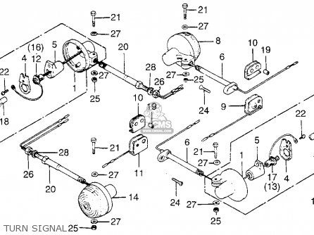Ignition Switch Wiring Diagram 6 Yamaha