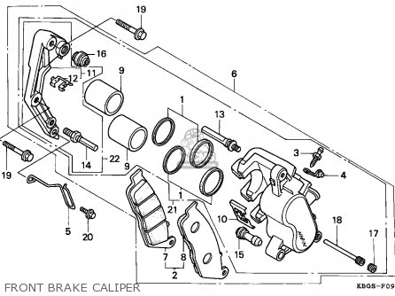 2003 subaru outback pulley diagram