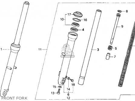 Honda Cb250 Nighthawk Parts Catalog