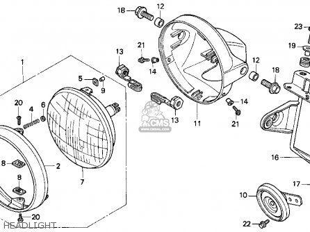 1970 honda s90 wiring diagram honda s90 exhaust wiring