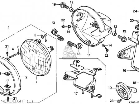 1969 Mustang Headlight Wiring Diagrams