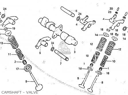 Bn 33497911 together with Partslist likewise Honda Cb 500 Carburetor Diagram besides 1982 Honda Nighthawk Cb 450 Sc Wiring Diagram moreover Bremsbacken EBC H313 Hinten F C3 BCr Honda CB 250 352028121768. on 1983 honda cb 250