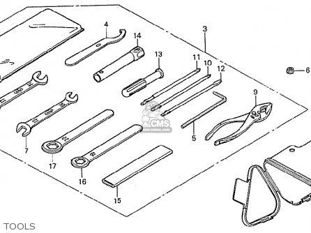 1967 Mustang Parts Diagram