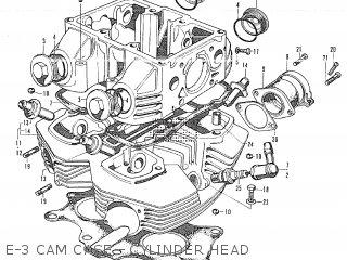 Honda CB350 GENERAL EXPORT parts lists and schematics | Cb350 Engine Diagram |  | Cmsnl.com