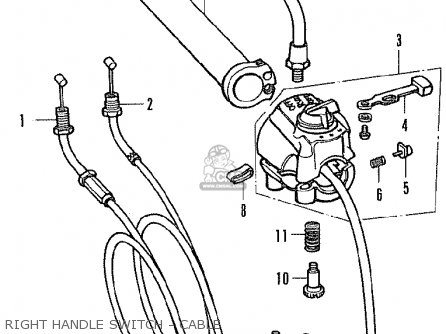 1972 yamaha enduro wiring diagram