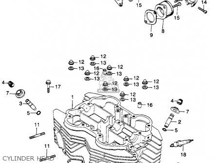 Honda CB360 SPORT 1974 USA parts lists and schematicsCmsnl.com