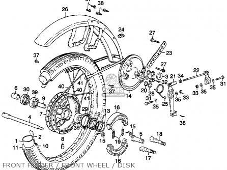 honda cb360 sport 1974 usa parts list partsmanual partsfiche. Black Bedroom Furniture Sets. Home Design Ideas