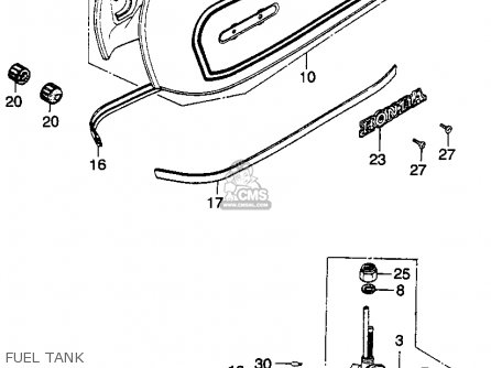 Honda Cb360 Wiring Diagram