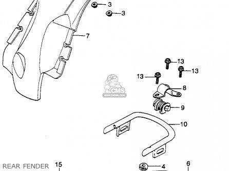 honda cb360g 1974 usa parts list partsmanual partsfiche. Black Bedroom Furniture Sets. Home Design Ideas