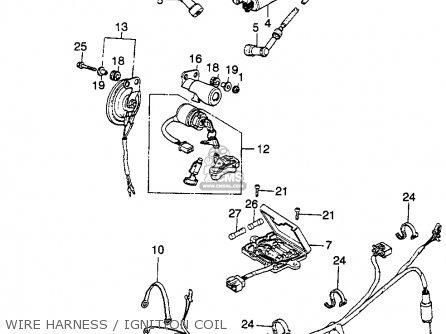 honda cb360g 1974 usa parts lists and schematics. Black Bedroom Furniture Sets. Home Design Ideas