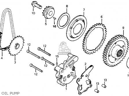 Honda Cb400a Hawk Hondamatic 1978 Usa Parts Lists And Schematics