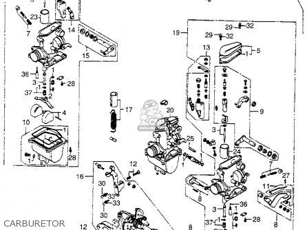 Honda Cb F Usa Carburetor Mediumhu E A on Crankcase Ventilation System
