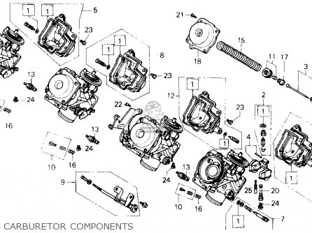 Motorcycle Carburetor Vacuum Diagram further Partslist moreover Motorcycle Carburetor Vacuum Diagram also Cb200t Wiring Diagram furthermore Honda Cb400 Wire Harness. on 1976 honda cb400f parts