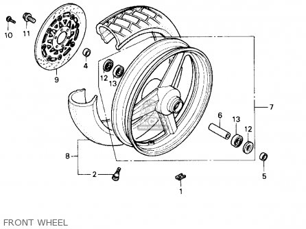 Honda Xr650l Cdi Wiring Diagram in addition Cb400t Wiring Diagram additionally 313880 Honda Cb350 Ignition Coils further Honda Sl125 Wire Harness And Diagram besides Partslist. on honda cb400f parts