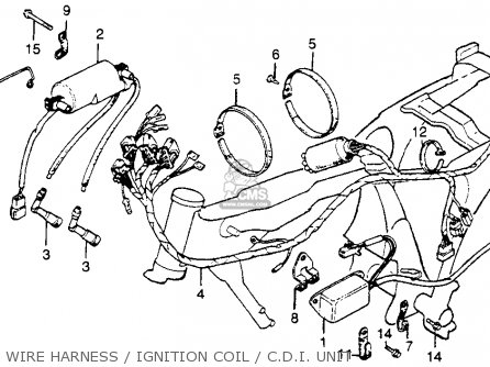 Flat 6 Engine Diagram together with John Deere Sx95 Wiring Diagram besides Gravely Wiring Diagrams 915102 Zt 2040 likewise Ignition Switch Wiring Diagram Honda Harmony 1011 in addition 3930 Ford Tractor Wiring Diagram. on wiring harness for murray riding mower