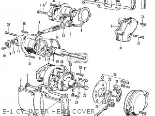 Groovy Honda Cb450 Parts Lists And Schematics Wiring Digital Resources Funiwoestevosnl