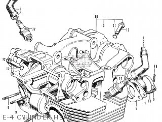 Honda CB450 parts lists and schematics