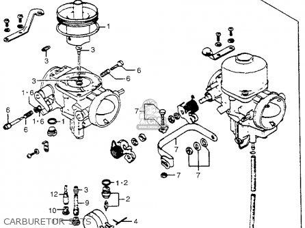 Honda Cb450 Super Sport 450 Black Bomber 1965 Cb450k0 Usa Carburetor Sets
