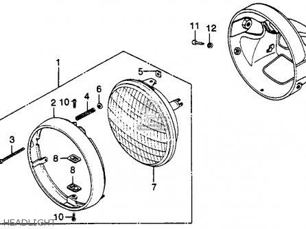 honda cb450sc nighthawk 450 1983 (d) usa parts list ... 1986 honda cb450sc wiring diagram cb450sc wiring diagram