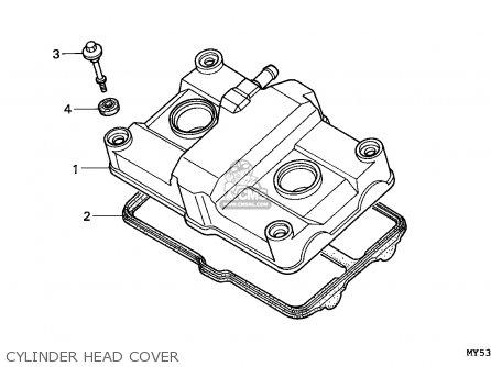 Honda Cb Wiring Diagram Cylinder Head