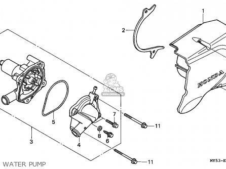 Honda Suction Pump