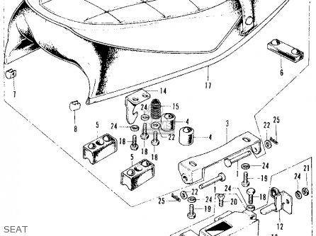 honda cb500k0 four 1971 usa parts list partsmanual partsfiche. Black Bedroom Furniture Sets. Home Design Ideas