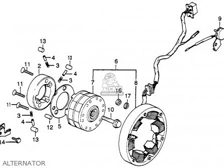 honda cb500t wiring diagram honda xbr500 wiring diagram