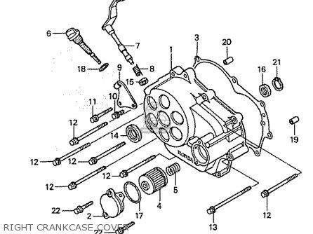 wiring diagram honda dream with Honda Valve Cover Kits on Wiring Diagram Electric Skateboard as well Door Hardware Wiring Diagram as well Steering Connecting Rod likewise Kawasaki Oil Pressure Switch further Partslist.
