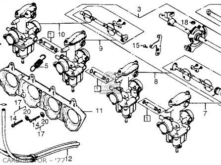 67 Mustang Carburetor Parts