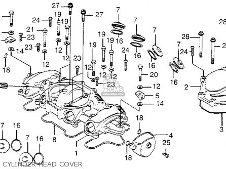 honda cb550 four cb550k3 1977 usa cylinder head cover_mediumhu0056e4301_c317 microphone wiring 3 pin,wiring free download printable wiring diagrams,3 5mm Plug Wiring Diagram